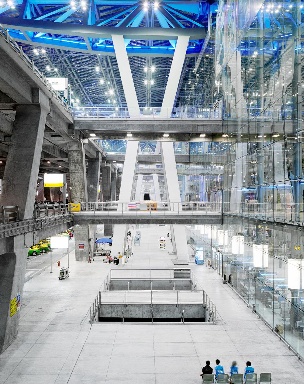 suvarnabhumi airport - bangkok